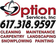 Option Services Inc. Cleaning Janitorial (617) 318-9597